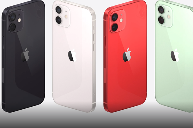 Презентация компании Apple: iPhone 12, iPhone 12 mini, iPhone 12 Pro, iPhone 12 Pro Max и другие новинки компании
