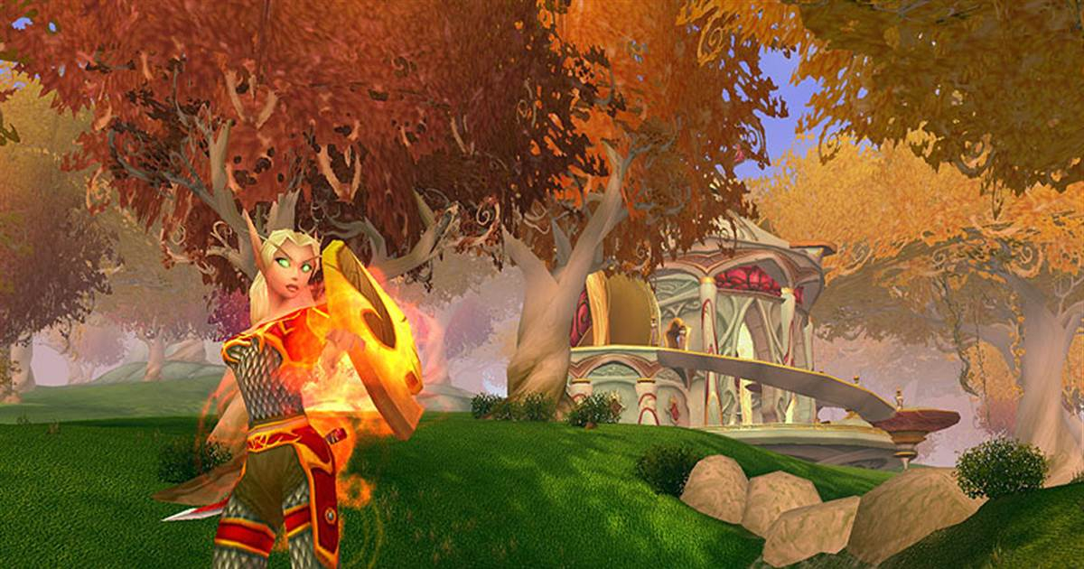 Утечка: на BlizzConline анонсируют WoW: The Burning Crusade Classic — релиз расширения состоится до конца года