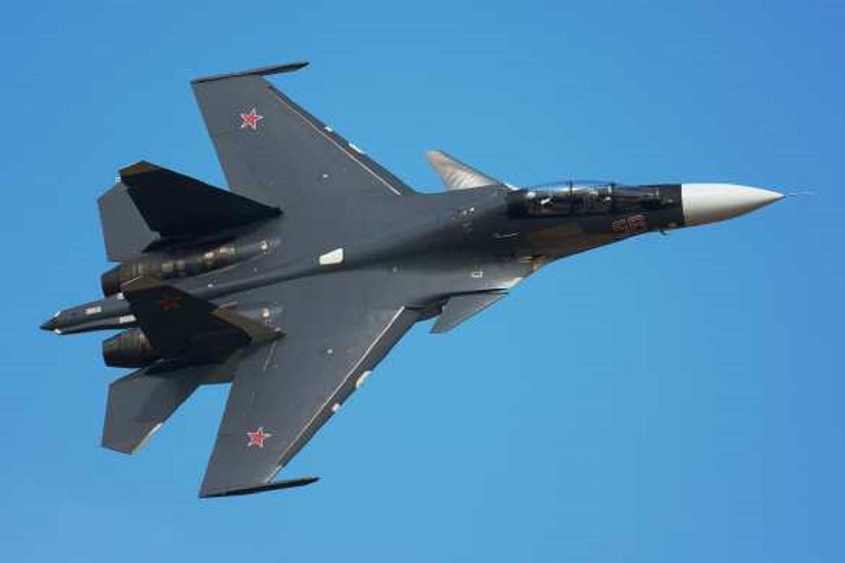 Указано место падения Су-30 в Тверской области