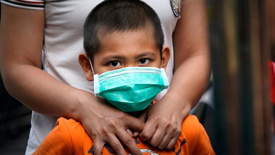 Ученые сочли детей самыми опасными распространителями коронавируса
