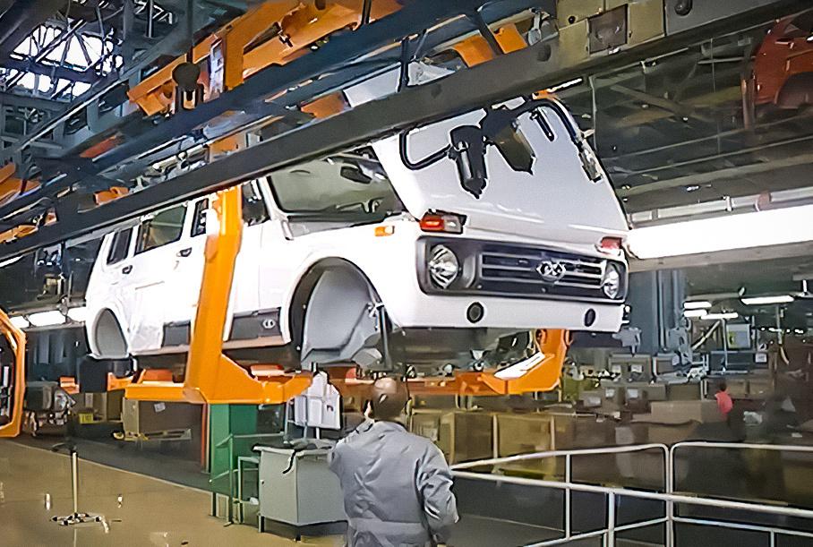 Впервые внедрил сборку автомобилей на конвейере и организовал массовое производство автомобилей транспортер т5 турбина