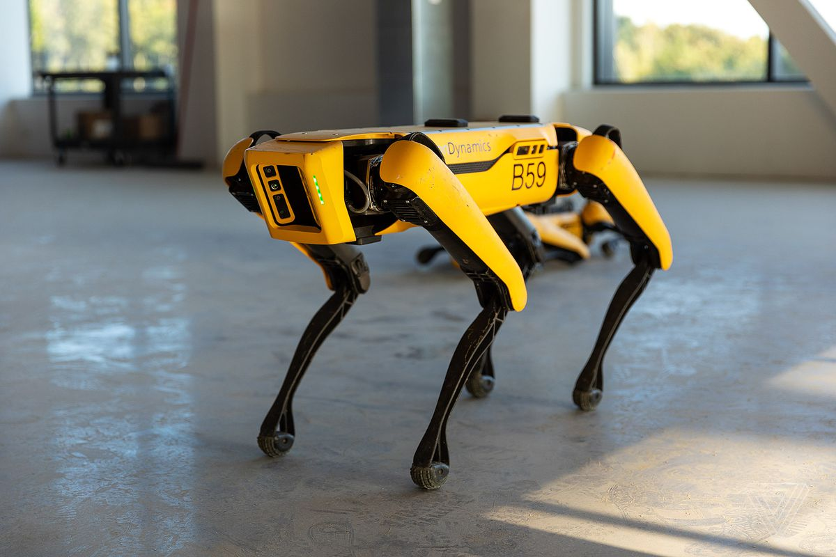 Hyundai может купить Boston Dynamics за $1 млрд — Bloomberg
