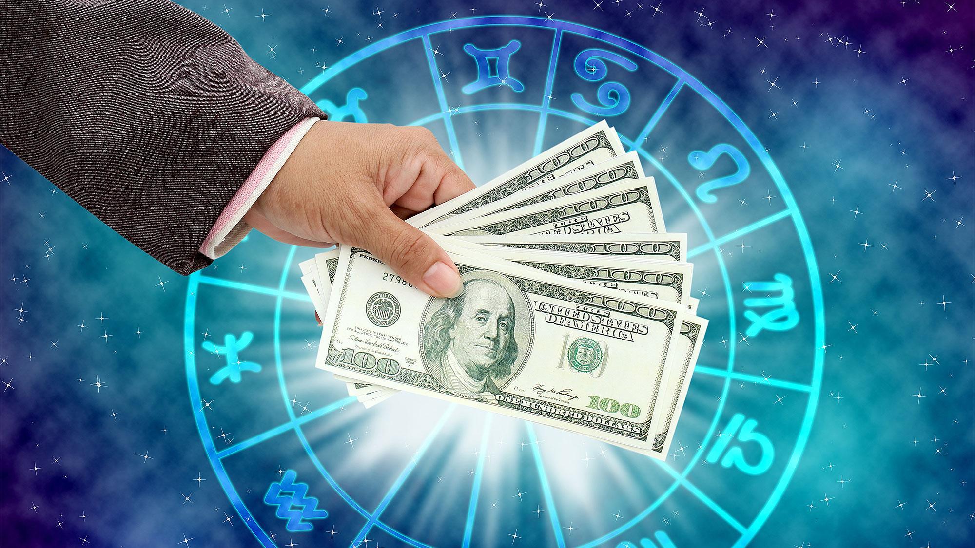 Гороскоп финансов. Какие отношения у знаков зодиака с деньгами
